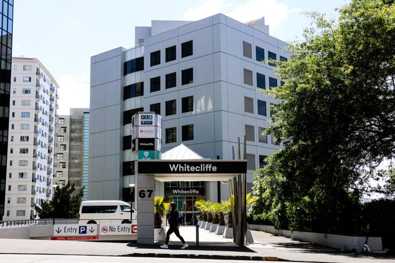 Whitecliffe Auckland Campus - 67 Symonds Street