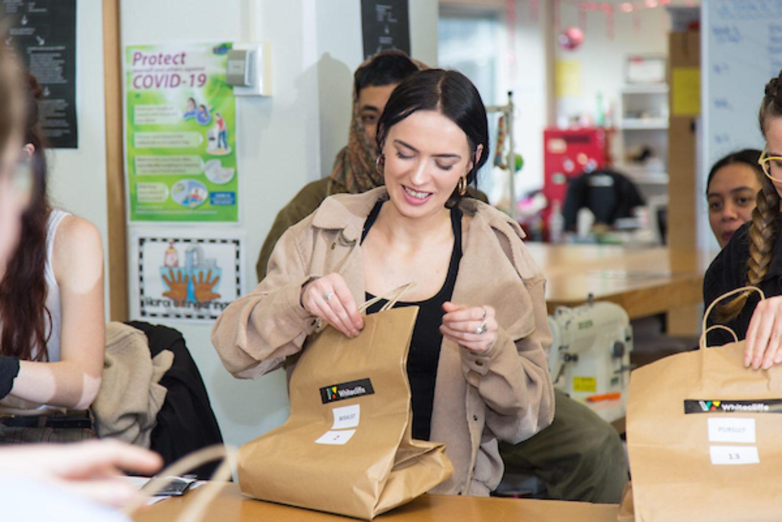 Resene Colour of Fashion 2020 - Wellington Campus
