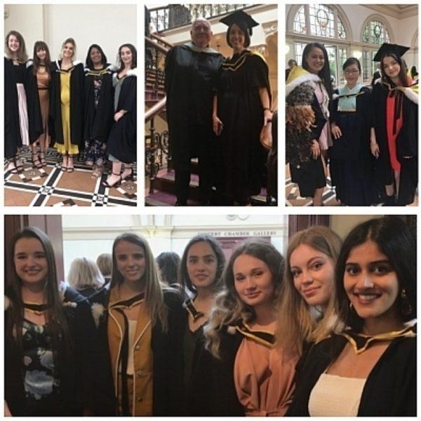 Whitecliffe Graduates