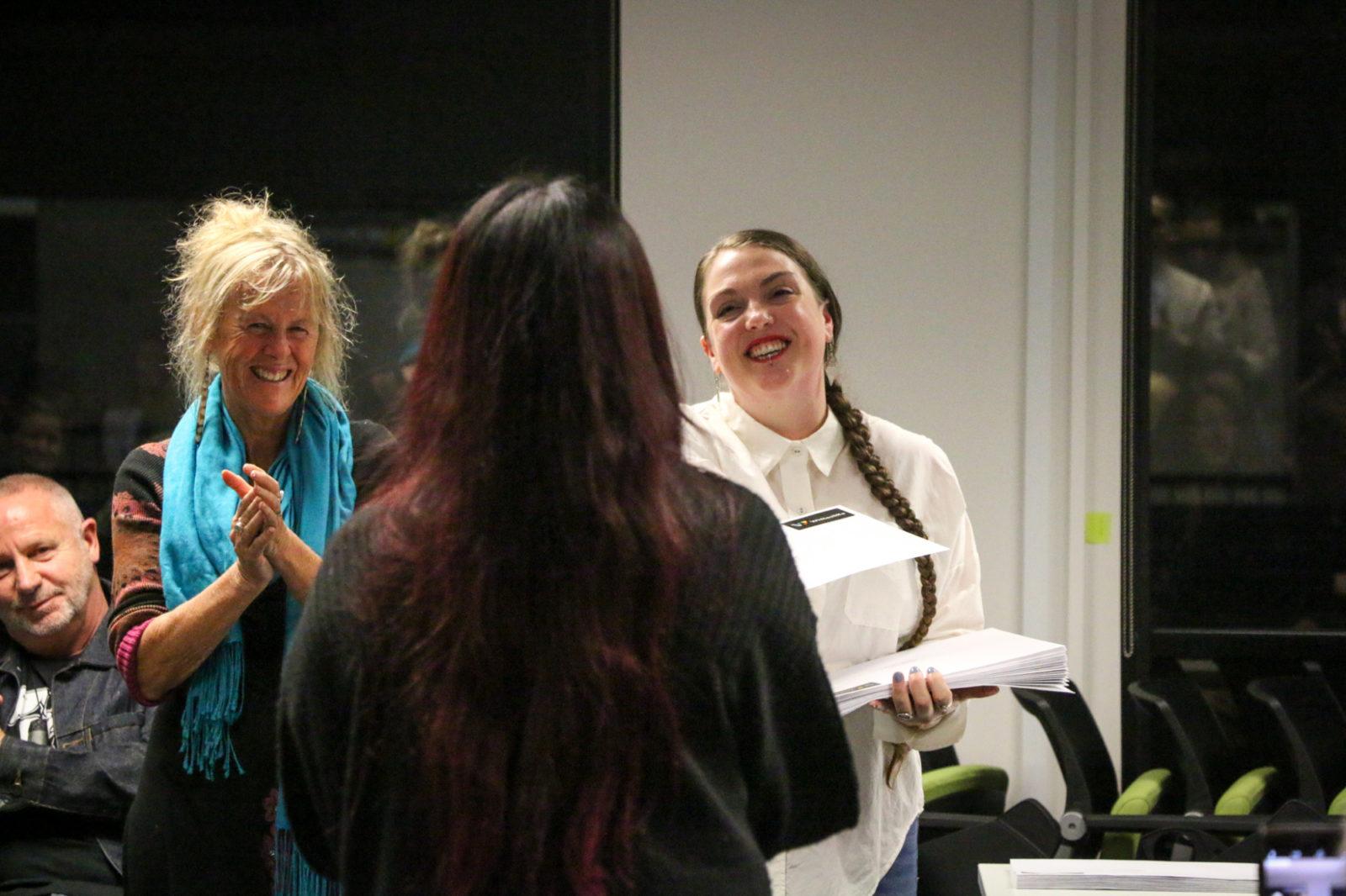 Certificate Graduate Exhibition - Auckland Campus, June 2020