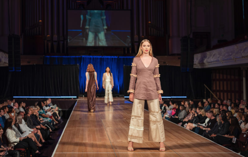 EOY Fashion + Sustainability Show
