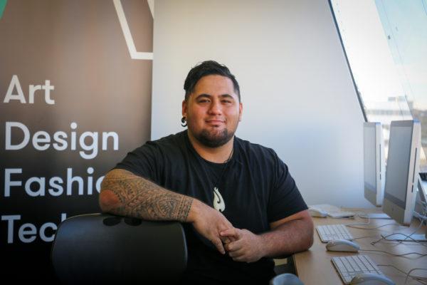 Digital Media  + Design tutor Kennedy