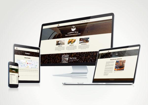 Website creation - L6 Software Development