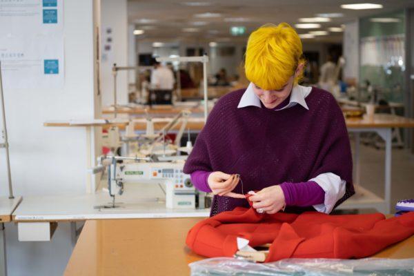 Fashion + Sustainability Workroom